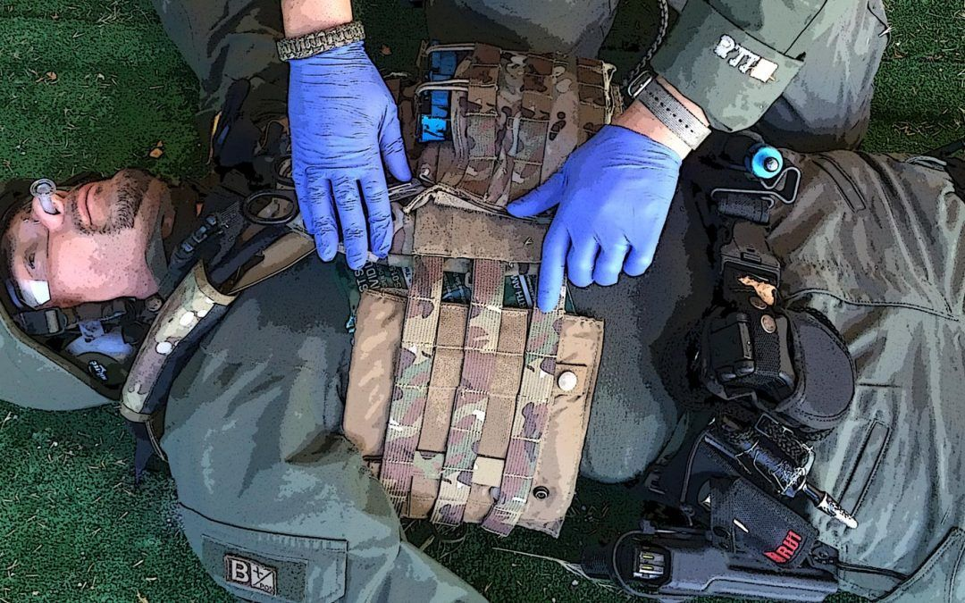 Curso de Supervivencia Policial de Mayo 2016