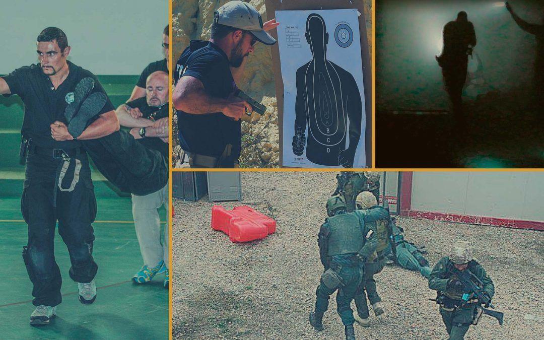 """10 preguntas sobre """"Supervivencia policial en los enfrentamientos armados"""""""