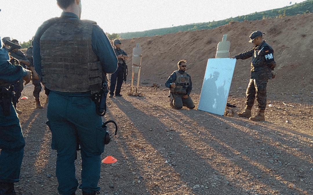 Curso de Supervivencia Policial para Unidades.
