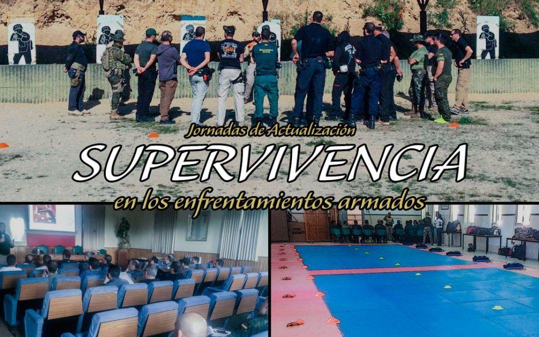 JJAA Supervivencia policial en los enfrentamientos armados