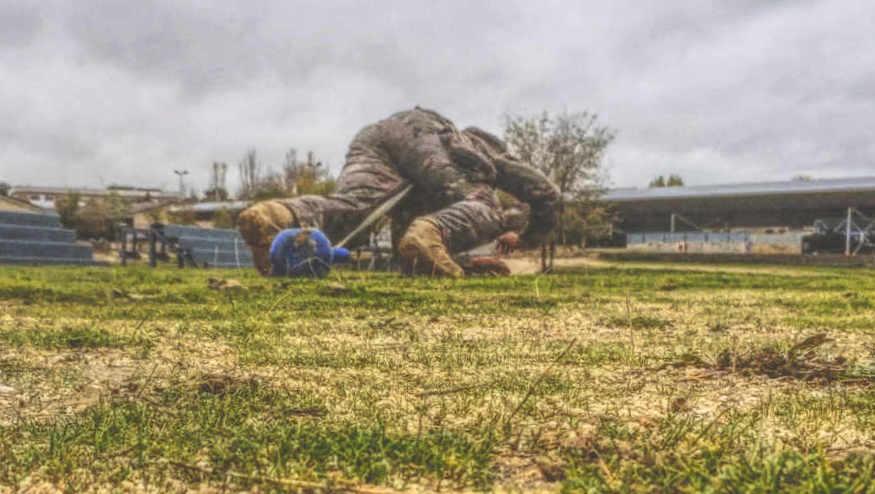 Formación Físico Funcional para profesionales armados