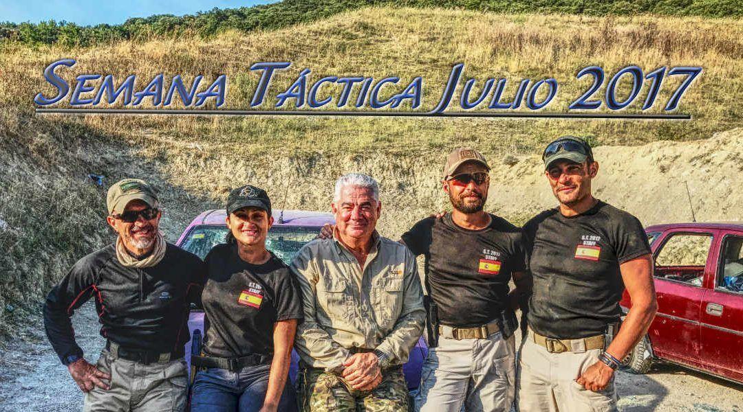 Semana Táctica 2017