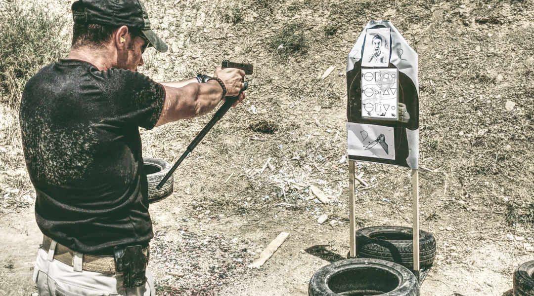 Blanco de transiciones y técnica de tiro (descargable)