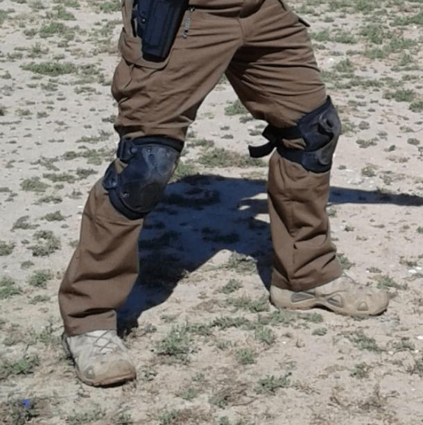 Mi plataforma de tiro (parte I): Los pies