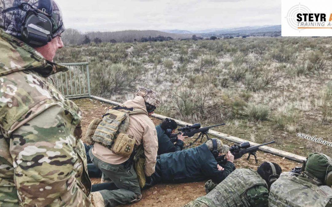 Curso Steyr Precision Rifle