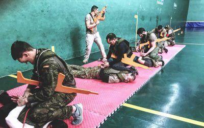 ¿Tu entrenamiento marcial es profesional?