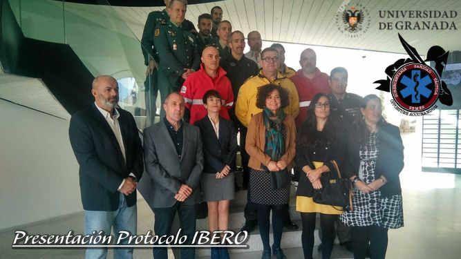 Presentación del Protocolo IBERO