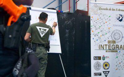 KAPAP Concept en plantillas policiales