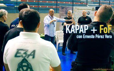 Ernesto Pérez Vera y KAPAP Concept en las Jornadas sobre la «realidad de los enfrentamientos armados»