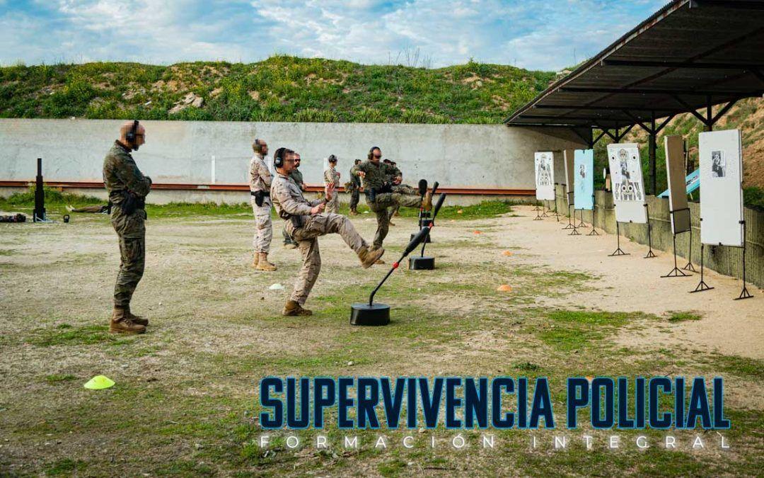 Supervivencia policial en las Fuerzas Armadas